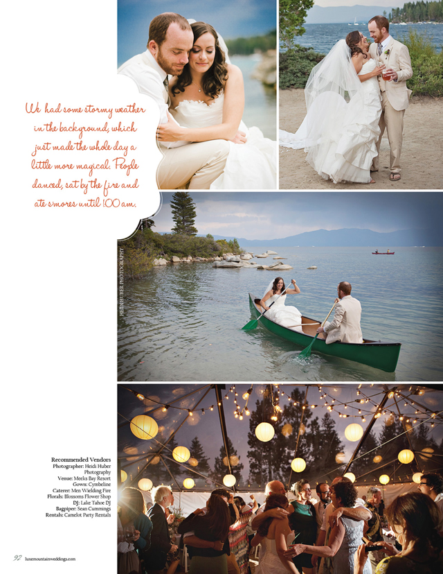 Luxe Mountain Magazine Heidi Huber Photography