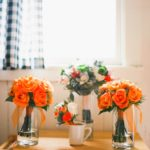 wedding floral bouquets Lake tahoe