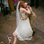 first dance bride and groom reception