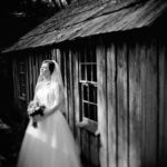 bridal portrait Coloma