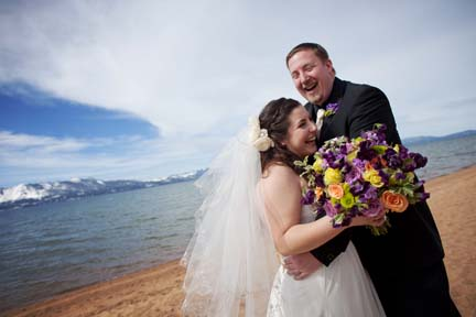wedding photographer Lake Tahoe